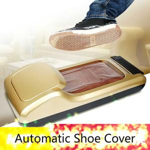Ev Otel Büro Zaman İşçi Tasarruf Makinesi için Taşınabilir Kapak Ayakkabı Sole% 29 Otomatik Ayakkabı Kapak Membran Dağıtıcı