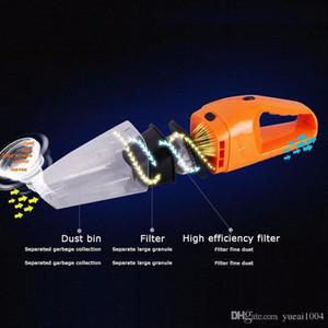 Auto Aspirapolvere 120W portatile aspirapolvere tenuto in mano secco ed umido a doppio uso dell'automobile vuoto Aspirateur Voiture 12V pulizia auto