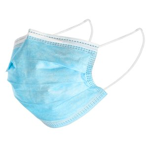 respirator haze Disposable to prevent face breathable mask barrier droplets three melting spray mascarillas masks Non-medical