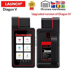 New Arrival LAUNCH X431 Diagun V car full system Diagnostic tool with 15 special functions OBD Code reader Scanner pk Diagun IV