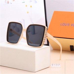 20 Hot Sale Brand Design Sunglasses Vintage Pilot Brand Sun Glasses Band UV400 Men Women Ben Metal Frame glass Lens E6