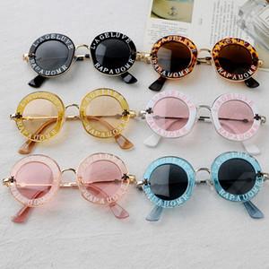 New Cool Ragazzi Bambina Bambino occhiali da sole polarizzati obiettivo progettista estate di protezione di vetro di Sun Sport Ciclismo Occhiali Outdoor Eyewear FY2237