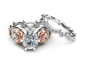 Coppia di amore del cuore in acciaio inossidabile Comfort fascia di cerimonia nuziale fidanzamento Promise Ring