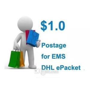 Customize Postage fazer a diferença para aumentar o preço 1 USD ou pagar o preço dos óculos especificados