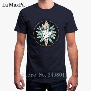 Nouveau mode T-shirt pour les hommes Hang Loose Boho Surfer Vêtements Art Hommes T-shirt O-Neck Refroidir Homme T-shirt Tops S-3XL