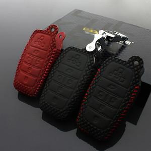toyota için 2015 previa 2012 2012 Alfard araba stil Yeni Yüksek Kalite deri uzaktan anahtar Kılıf Kapak Tutucu