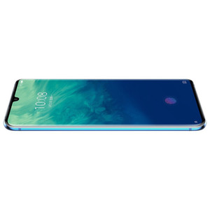 """ZTE original Axon 10 cellulaire 4G Pro Phone 8 Go RAM 256 Go ROM Snapdragon 855 Octa base 6,47"""" Plein écran 48.0MP ID d'empreintes digitales Smart Mobile Phone"""