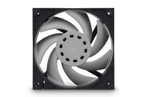 Ek-Vardar Water Cooling PC Fan EVO 12cm 14 smm Water Cooled Radiator EKwb High Pressure Water Cooling Fan