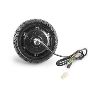 """면도기 8 """"450W 24V 전기 휠 허브 모터 전기 스쿠터, 전기 모터 허브 스케이트 허브 모터"""