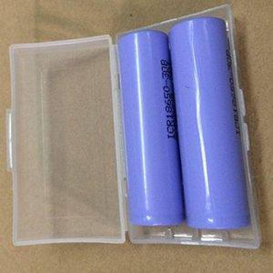 Batería de litio recargable de alta calidad ICR18650-30B 3000mah 3.7V para productos electrónicos como cigarrillos electrónicos y aparatos eléctricos