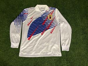 98 99 Retro Japan longsleeve Soccer Jersey Home #10 NANAMI Soccer Shirt 1998 vintage Football Uniforms