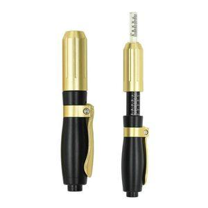 الرسوم الجمركية المجانية إلى ألمانيا Hyaluron Pen Gun 5ML حقن هيالورونيك القلم البخاخة إزالة التجاعيد المياه حقنة إبرة الحرة حقن حاجة