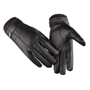 Women Men Cycling Warm Gloves Wrist Mittens Driving Ski Windproof Glove Touch Screen Winter Gloves 1 Pair Gloves
