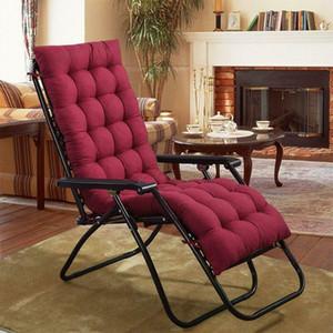 Rimovibile giardino reclinabile Cuscino Rocking Chair Cuscino Outdoor Patio Thick Sole sede del rilievo