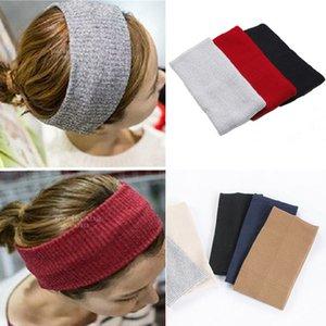 Kafa Süsler hairbands İçin Kadınlar Şapkalar Saç Aksesuarları Moda Hairbow genişledi Moda Lady Kumaş Büyük Kurdele Saç Hoop Kız Bow