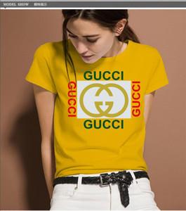Sommer Designer T Shirts Herren Tops Tiger Kopf Brief Stickerei T Shirt Herren Bekleidung Marke Kurzarm T-Shirt Frauen Tops S-XL