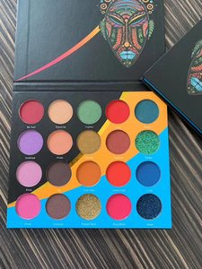 New Eyeshadow Palette 20 colori opaco Pigment Eyeshadow Trucco Palette Cosmetic Eye Shadow Make Up Professional Maquillage