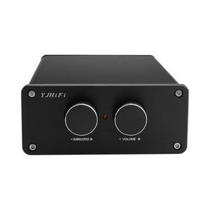 AIYIMA Mono TAS5630 Subwoofer Amplificador de potencia Placa de audio 600W Clase D Amplificador de altavoz digital Amplificador mono DC48V DIY Cine en casa
