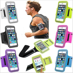 560pcs For Holder X Waterproof Sports Mobile Iphone Arm Workout Band Armband Pounch Cell Running Phone Bag Case Armband Hujrf
