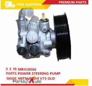 New Power Steering Pump MR418566 For Mitsubishi Montero V63 V65 V67 V73 V75 V77 6G72