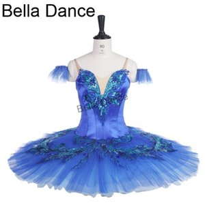 Blue Bird Princesa Florina Professional Tutus Adulto traje Tutu Profissional Ballet Tutu Criança Ballet Desempenho TutuBT9236
