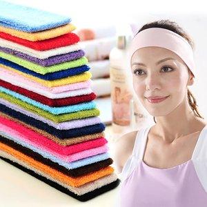 Hot Sale Running Headband Sports Stretch Headband Yoga Trendy Solid Color Hair Bands Sweat Sweatband New
