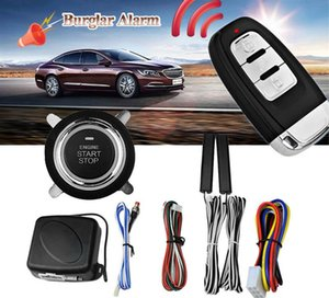 12V General Motors Key Activated Keyless Access Ignition Preheating System Remote Starter Car Accessories