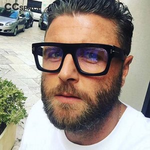 New Hot Retro Square Anti Glasses Frames Men Women Trending Computer Eyewear Styles Optical Fashion Computer Glasses 2020 Sweet07 Sale