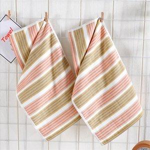 Factory wholesale children towel cartoon pure cotton children towels 25*50cm jacquard soft cotton nursery baby face towel