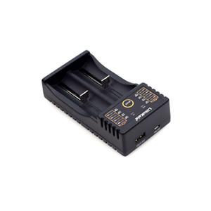 5V 2A вход смарт универсальный зарядное устройство LiitoKala lii-202 18650 26650 16340 14500usb многофункциональный 26650 свет фонарик зарядное устройство.