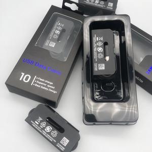 100pcs Original OEM qualidade USB Tipo C Cabo 1.2M 2A Carregador Rápido Cabo para Samsung Galaxy Note 10 S10 S10E S10P EP-DG970BBE Com pacote