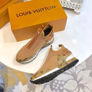 INS Высокое качество Лучшие Женщины Мужчины Мода Designe кроссовки кожа трикотажная сетка Up Повседневная обувь Luxuy Paris Tennis Party Дышащие кроссовки T3