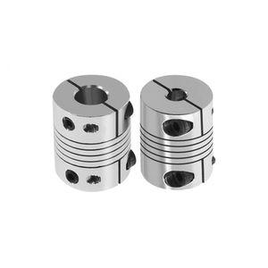 Cheap 3 Parts & Accessories 1PCS 3 Printer Parts Flexible Coupling stepper servo motor coupling D20 L25 5x8x25mm for 3
