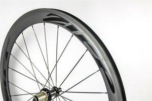 ZIPP 404 50мм черного Концентратор довод углерод колесо велосипеда рам 700c дороги колесная заклепка 3k Колесные