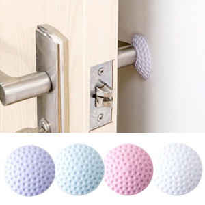 4 color 5cm golf molding rubber fender door handle protection pad household wall sticker thick mute fender SZ649