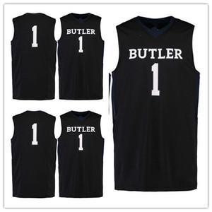 Custom made # 1 Shelvin Mack Butler Bulldogs College uomo donna giovanile basket maglie taglia S-5XL qualsiasi numero nome