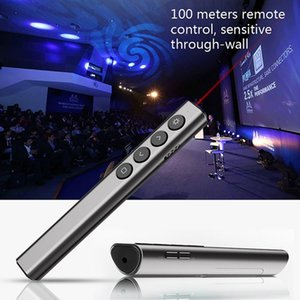 2.4GHz RF USB Wireless Presentation Laser Pointer,PowerPoint Presenter ,Laser Page Pen Remote Control Pen For Teaching Meeting