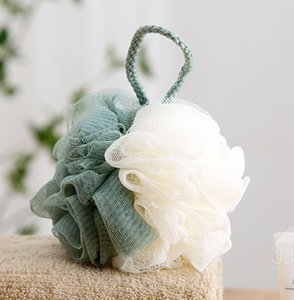 Bath Ball Shower Body For Adult Bath Ball Sponge Mesh Net Ball Cleaning Bathroom Accessories Bathroom Body Shower