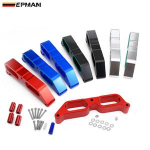 Epman Производительность впускного коллектора Прокладка Billet питания Блок для Subaru BRZ 2013 - 2017 / Для Toyota 86 (FA20 двигателя) EPAB04400