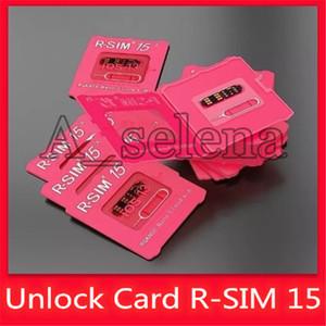 R SIM 15 R-Sim15 разблокировка карта IOS 13 Изменен Auto разблокировки для Iphone XS X 6 7-11 универсального отпирание быстрой перевозки груза