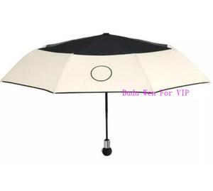 confezione regalo e la borsa della catena ~ lusso CCC ombrello per Classic donne automatico modo aperto e chiuso ombrello per la pioggia o con il sole VIP regalo