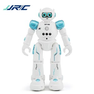 Товар Р11 радиоуправляемый робот Кэди WIKE зондирования жеста касания Толковейший Programmable прогулки танцы смарт-робот игрушки для детей игрушки Y200413