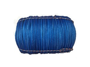 12 mm x 100m sintético Torno de cable UHMWPE Rope 27000 LBS Breaking Strain