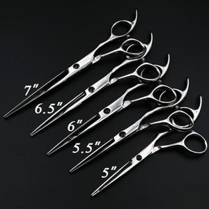 """5 « /5.5 » / 6 « /6.5 » / 7"""" ciseaux de cheveux ciseaux de coiffeur professionnel set de coupe ciseaux de coiffeur personnalité de haute qualité"""