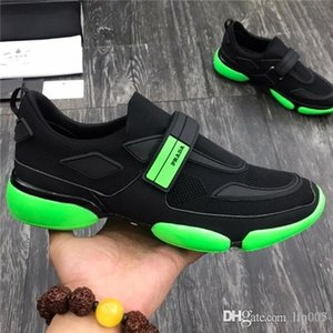 2020 men designer luxury sneaker casual shoes top quality air star fashion Plate-forme Original material PRA 2419 size 39-45 with box