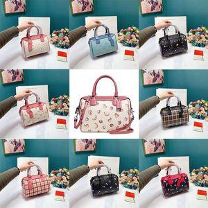 Trainer Designer Luxus-Handtaschen Coach Geldbörsen Frauen Schulter-Kette Leder Marken-Mode-Beutel-Mann-Mappen-heißen Verkauf-Taschen kommen mit Box