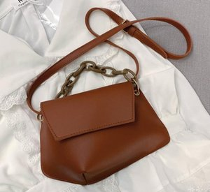 Popular Texture Designer Small Bag Female 2020 New Wave Wild Ins Cute Chain Crossbody Shoulder Bag Free Shipping