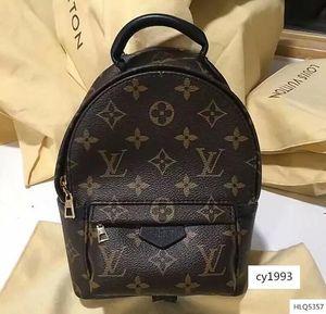 2019 PU fashionback women pack shoulder bag handbag presbyopic mini backpack messenger bag mobile phonen purse6