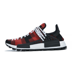 NMD human race know soul breath though running shoes men women BBC Multi Color Pharrell Williams Nude oreo mens desigenr sneakers