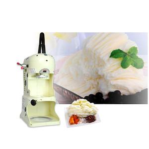 220 V Automatique Électrique Broyeur à glace rasoir Machine commerciale cône de neige Maker Pour boutique ou à la maison en utilisant